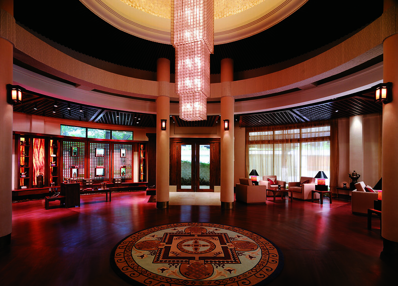 CHI The Spa Outer Sanctum