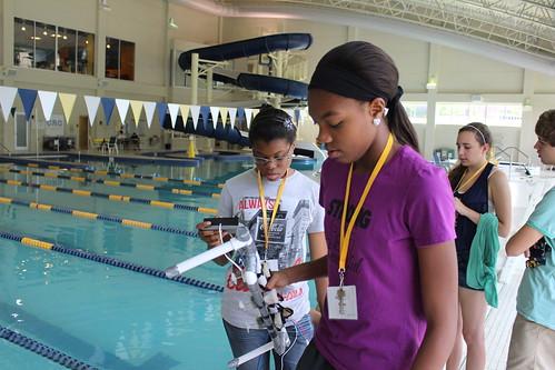 Sea Perch Competition | NSLC at Georgia Tech