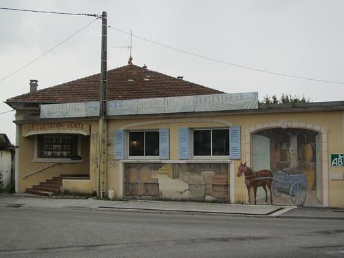 Tulette (route St Roman)