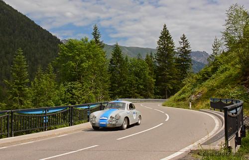 Arlberg Classic Car Rally 2014