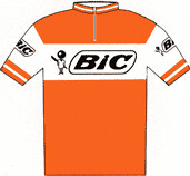 Bic - Giro d'Italia 1968