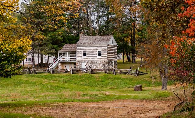 John Brown Raid Headquarters - The Kennedy Farm House