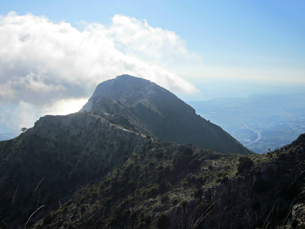 Hiking trails in Spain: Pico de la Concha