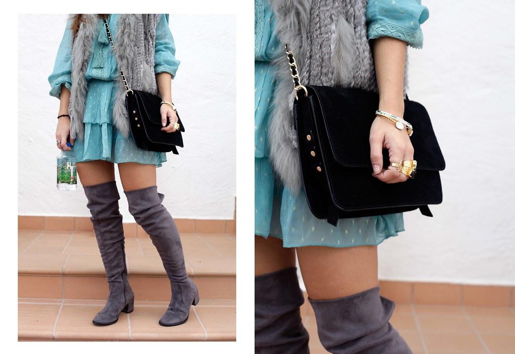 06_vestido_turquesa_y_botas_altas_girses_casual_look_theguestgirl_fashion_blogger_barcelona