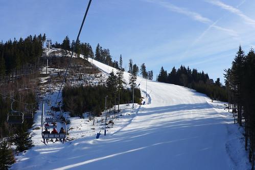 Lyžujte v lyžařském areálu PLEŠIVEC s 24% slevou do konce zimní sezóny 2016/17