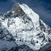 Machapuchare (6,993 m) from Annapurna Base Camp by Stewart Miller Photography