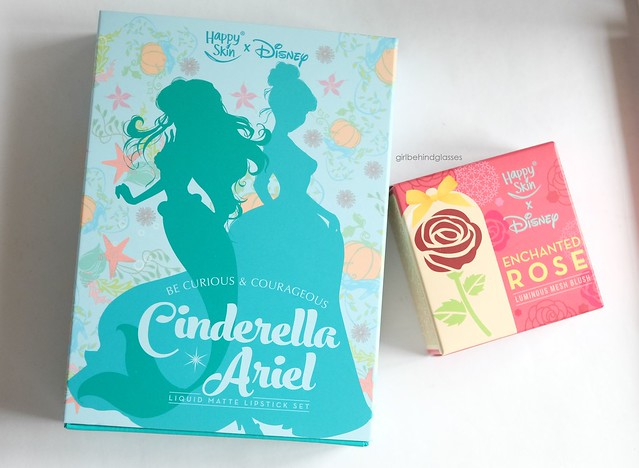 Happy Skin x Disney Princess Haul