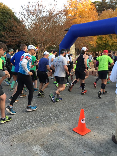 Paris Mountain Road Race 20k 2016