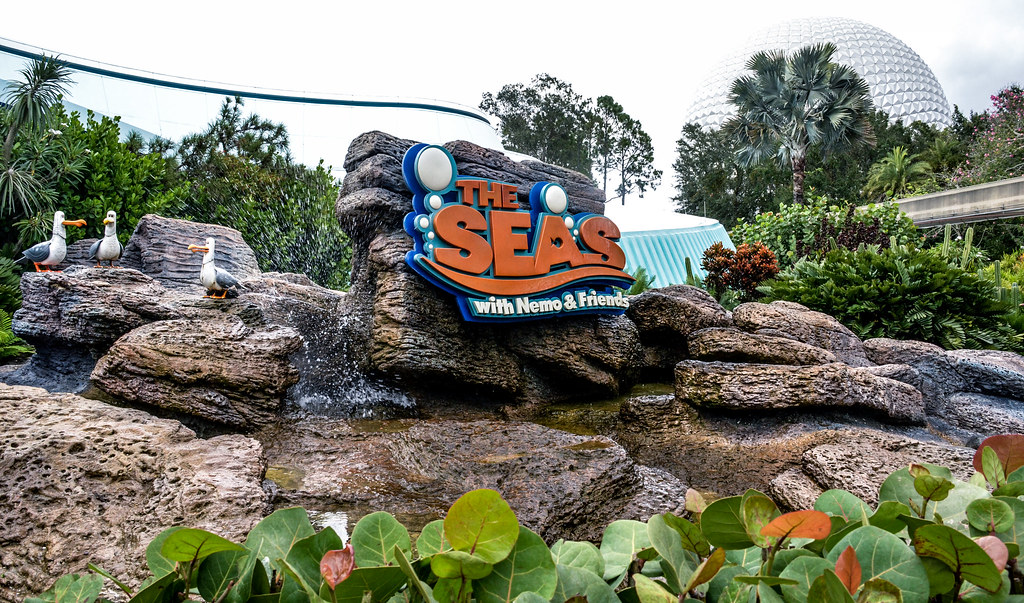 The Seas Epcot
