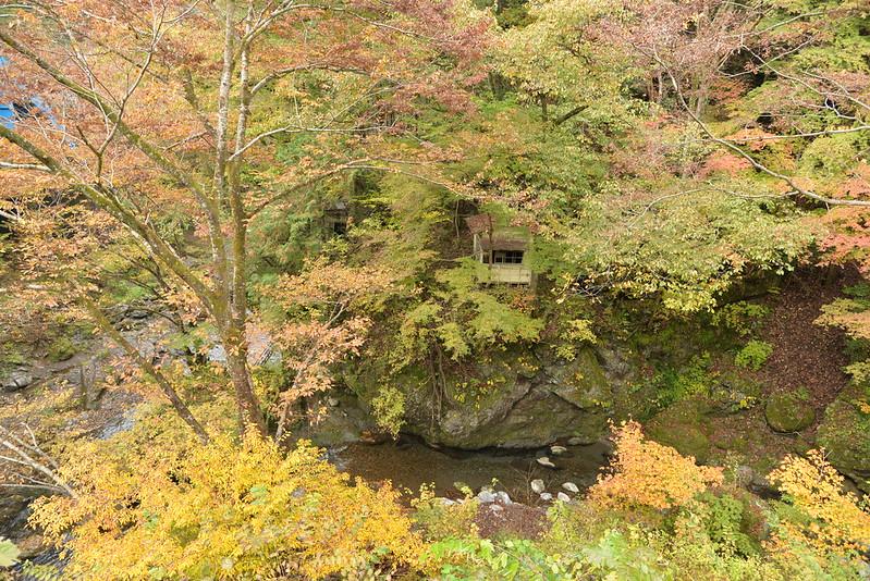 Tokyo reporter 島旅 & 山旅 2016年秋 檜原村&奥多摩町 2016年11月14日