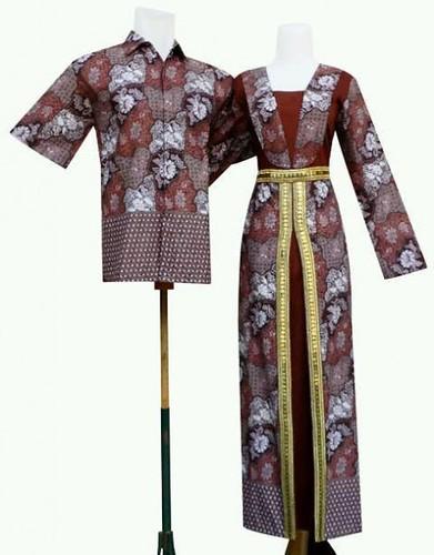 model gamis batik terbaru sarimbit2 c23