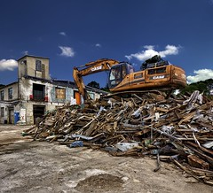 NVF Abandoned Factory