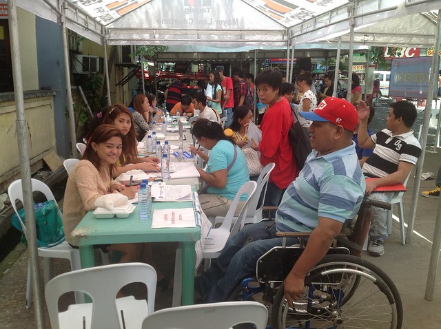 pwd job fair taguig 2013