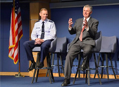 NNSA Defense Programs leadership meets with Sandia employees