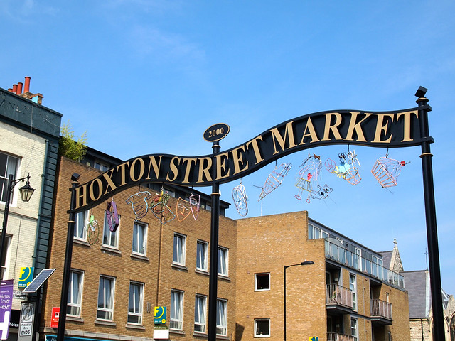Hoxton Street Market East End