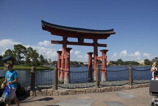 Itsukushima Shrine / Epcot