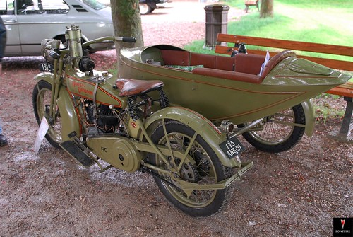 1918 Harley Davidson type 18F