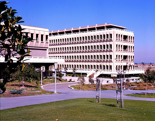 William Pereira, UCI campus, 1966