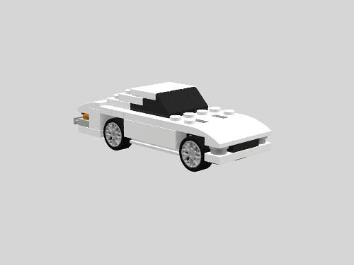Mini Ferrari 365 GTB4 Daytona