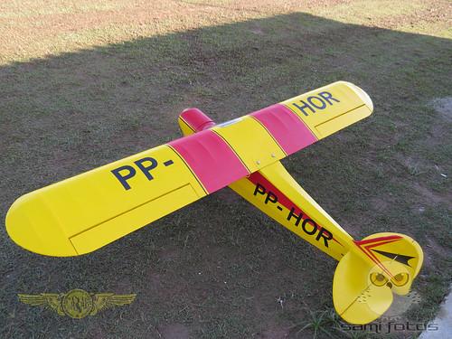 Repaginação de um Piper J-3 para um Neiva P56 C Paulistinha  9546846356_74e700cdc1
