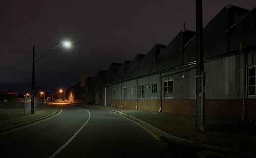 longexposure nightphotography adelaide industriallandscape laszlobilki