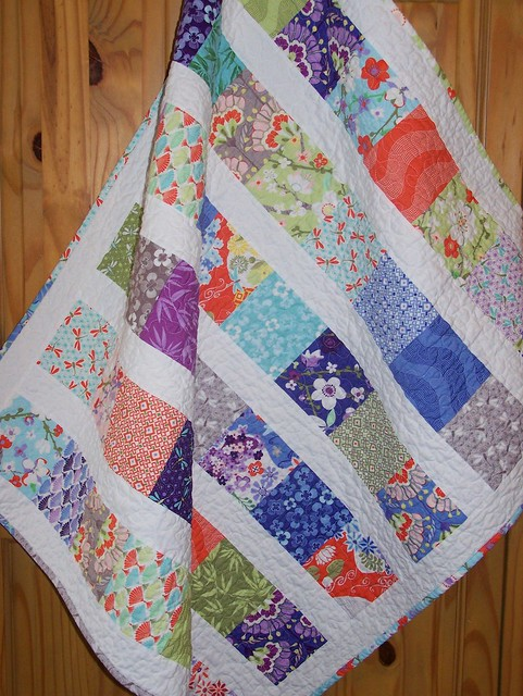 Good Fortune Baby Quilt