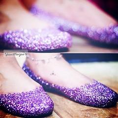 pattern, footwear, purple, violet, shoe, lilac, lavender, glitter, limb, leg, close-up,