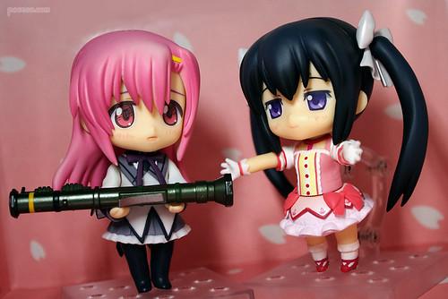 Madoka + Homura
