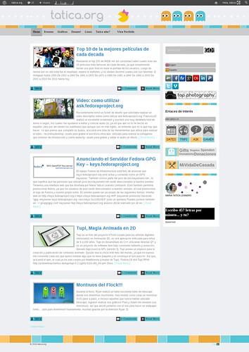tatica.org new site