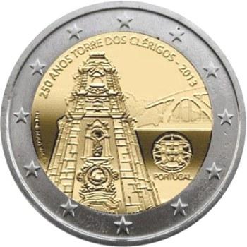 2 Euro Portugalsko 2013, Torre dos Clerigos