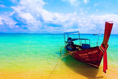 Thailand Beach Paradise