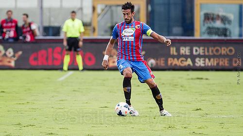 """Catania, Spolli: """" La fascia per me? Motivo d'orgoglio""""$"""