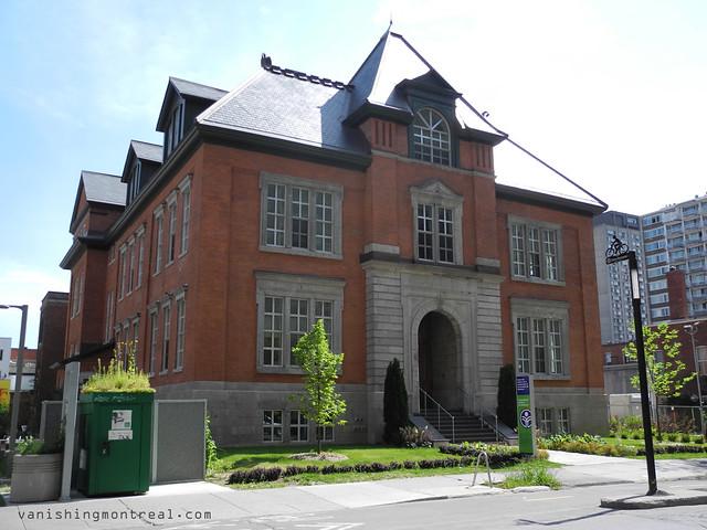 Victoria school reno 1