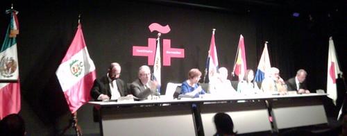Embamex Japón congreso de español