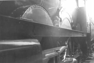 GWR 4-6-0 4003 'Lode Star' Swindon Museum 1975 (2)