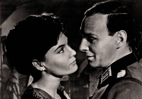 Margit Bara and  Hannjo Hasse in Polnocná omsa