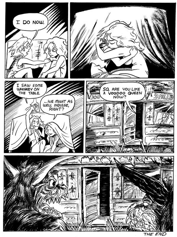 Loup-Garou page 32