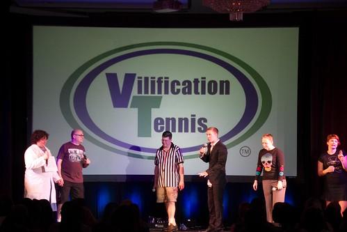 Vilification Tennis - 7/6/2013