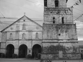 Bohol - Baclayon church