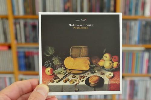 Mark Dresser Quintet - Nourishments