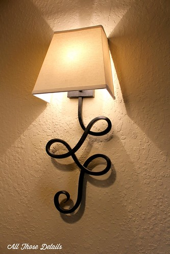 Entryway Sconce
