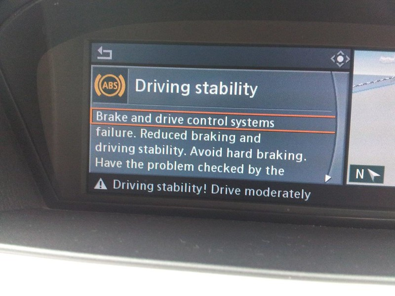 DSC/ABS failure? (e90 330i) - BMW 3-Series (E90 E92) Forum