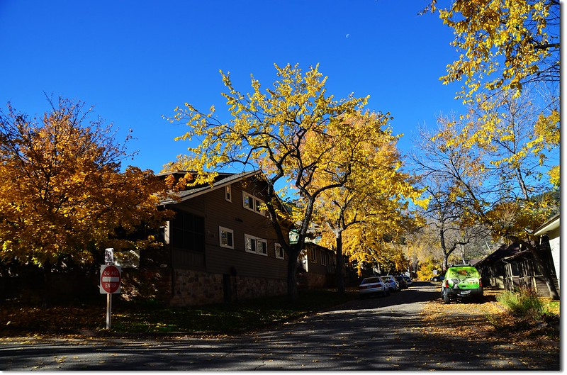 Chautauqua Park in Fall 6