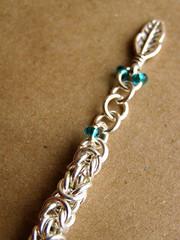 """Bracelet - """"Trail of an angelic wings"""""""