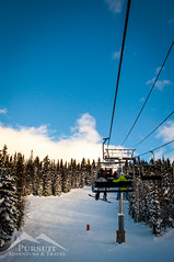 Sunshine Village - November 25 2012