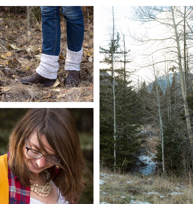plaid shirt, mustard yellow cardigan, grief, mountain, wool socks, never fully dress, withoutastyle,