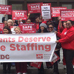Nurses, Patients, Community Line Up With Message for DC Council – Pass the Patient Protetion Act