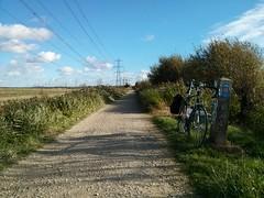 Cycling on the Hoo Peninsula