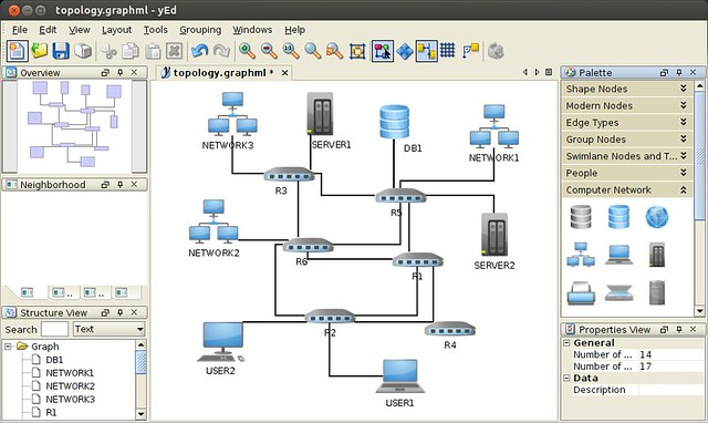 Link how to draw flowchart or diagram on linux technotes link how to draw flowchart or diagram on linux ccuart Image collections