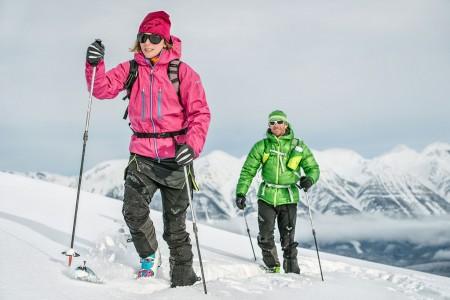Skialpinismus - Fitness Skitouring